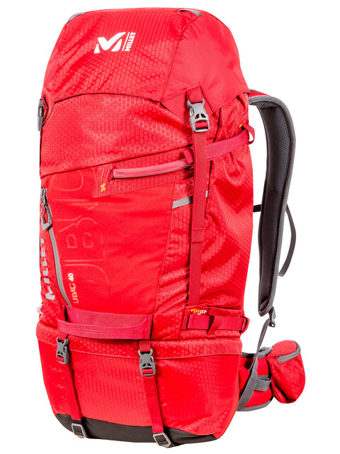 Millet Ubic 40 Backpack deep red